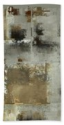 Industrial Abstract - 24t Beach Towel