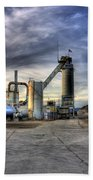 Industrial Landscape Study Number 1 Beach Towel