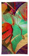 Infatuation Beach Towel