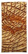 Influences - Tile Beach Towel