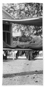 Influenza Epidemic, 1918 Beach Towel