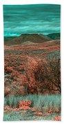 Infrared Arizona Beach Towel