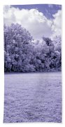 Infrared In Glasgow Ky Beach Towel