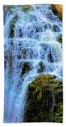 Inglis Falls Beach Towel