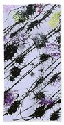 Insects Loathing - V1db100 Beach Towel