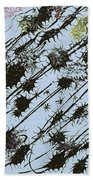 Insects Loathing - V1sd100 Beach Towel
