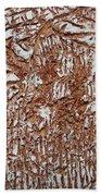 Inspirations - Tile Beach Towel