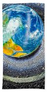 Interactive Space 2 Beach Towel