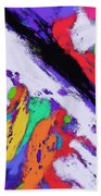 Intersection Beach Towel