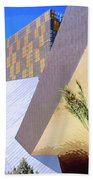 Intersection Number One Las Vegas Beach Towel