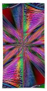 Interwoven 2 Beach Towel