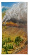Into The Front Range Beach Towel
