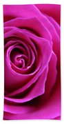 Into The Rose Beach Towel