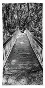 Into The Swamp Beach Sheet