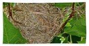Intricate Nest Beach Sheet