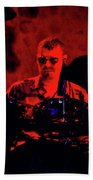Inxs-94-jon-1261 Beach Towel
