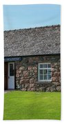 Iona Gallery And Pottery Beach Towel