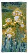 Iris Etude Beach Towel
