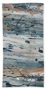 Irrational Exuberance Beach Towel