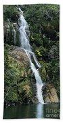 Isla Hoste Waterfall Beach Towel