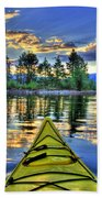 Island Adventure Beach Towel