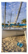 Island Mood Beach Towel