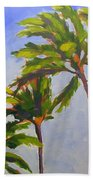 Island Palms Beach Towel
