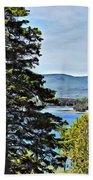 Islesboro View  Beach Towel