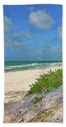 It's A Beach Kind Of Morning Beach Towel