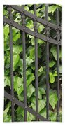Ivy And Gate Beach Towel