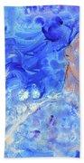 Jack Frost's Girl Beach Towel
