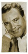 Jack Lemmon, Actor Beach Towel