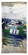 Jacky Ickx - Brabham Bt26 Beach Towel