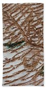 Jades Night Out - Tile Beach Towel