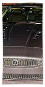 Jaguar Xk No 1 Beach Towel