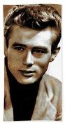 James Dean, Actor Beach Sheet