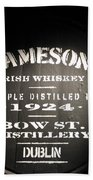 Jameson Beach Towel