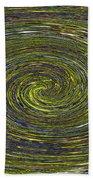 Janca Abstract #6731eca1b Beach Towel