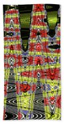 Jancart #0010-8 Abstract Beach Towel
