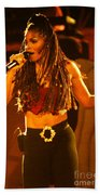 Janet Jackson 94-2994 Beach Sheet