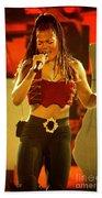 Janet Jackson 94-3000 Beach Towel