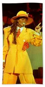 Janet Jackson 94-3009 Beach Towel