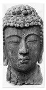 Japan: Buddha Beach Towel