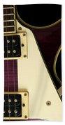 Jay Turser Guitar 7 Beach Towel