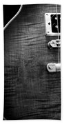 Jay Turser Guitar Bw 1 Beach Towel