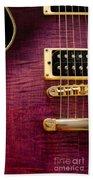 Jay Turser Guitar 3 Beach Towel