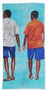 Jay Walkers Beach Sheet