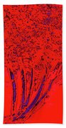 Jelks Fingerling 8 Beach Towel