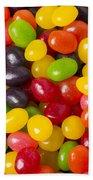 Jelly Beans Beach Towel