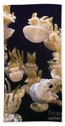 Jelly Parade Beach Towel